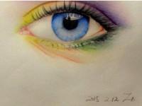 史上最强画画教学<font color='red'>眼睛</font>的超详细画法