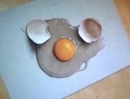 今天带你学习绝对逼真的碎鸡蛋素描画法