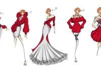 动漫画教程之服装设计