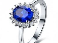 宝石戒指-彩铅叠色技法