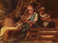 人与动物——油画教程详解