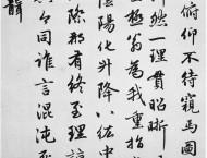 书法巨匠赵孟頫墨迹《感兴诗二十首》