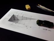 简单逼真的立体3D画教程
