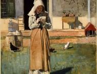 美国画家油画和水彩画欣赏