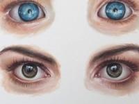 彩铅画怎么画<font color='red'>眼睛</font>
