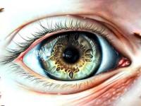 彩铅画超绚丽的<font color='red'>眼睛</font>